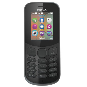 Купить Nokia  130 (2017) DS, Black