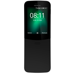 Купить Nokia  8110 DS , Black