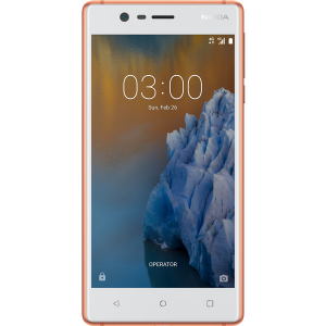 Купить Nokia 3, Copper