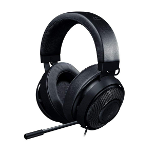 Купить RAZER Kraken Pro V2 Oval (Black), 1.3+2 m detachable cables, 3.5 mm combined jack (RZ04-02050400-R3M1)