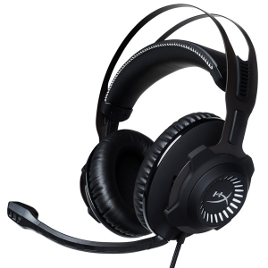 Купить KINGSTON HyperX Revolver S Headset, 1m+2m extension, 3.5 jack (HX-HSCRS-GM/EE)
