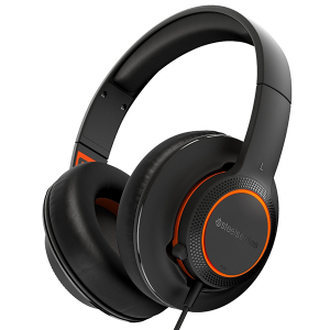 Купить STEELSERIES Siberia 100, 1.2m, 3.5mm jack, Black (SS-61420)