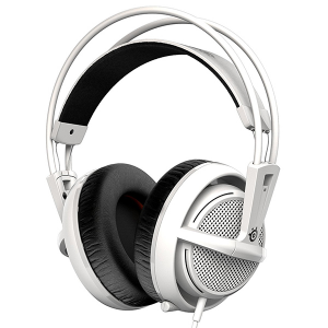 Купить STEELSERIES Siberia 200, 1.8 m, 3.5mm jack, White (SS-51132)