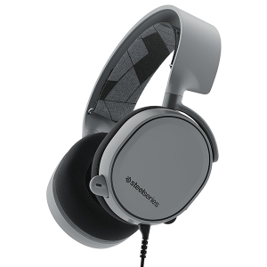 Купить STEELSERIES Arctis 3, 3.0m, 3.5mm jack, Slate Grey (SS-61437)