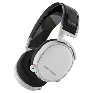 Купить STEELSERIES Arctis 7, USB+3.5mm jack, White (SS-61464)