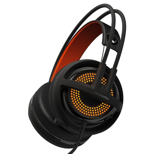 Купить STEELSERIES Siberia 350, 1.5 m, USB, Black (SS-51202)