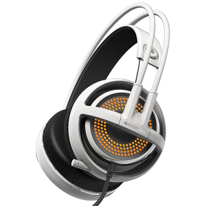 Купить STEELSERIES Siberia 350, 1.5 m, USB, White (SS-51204)