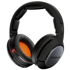 Купить STEELSERIES Siberia 840, Wireless USB+2x3.5mm jack+mini USB, Black (SS-61230)
