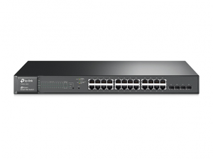 Купить POE+ Switch  TP-LINK T1600G-28PS